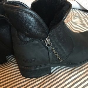 45409e59664 UGG Lavelle Moto Ankle Boots